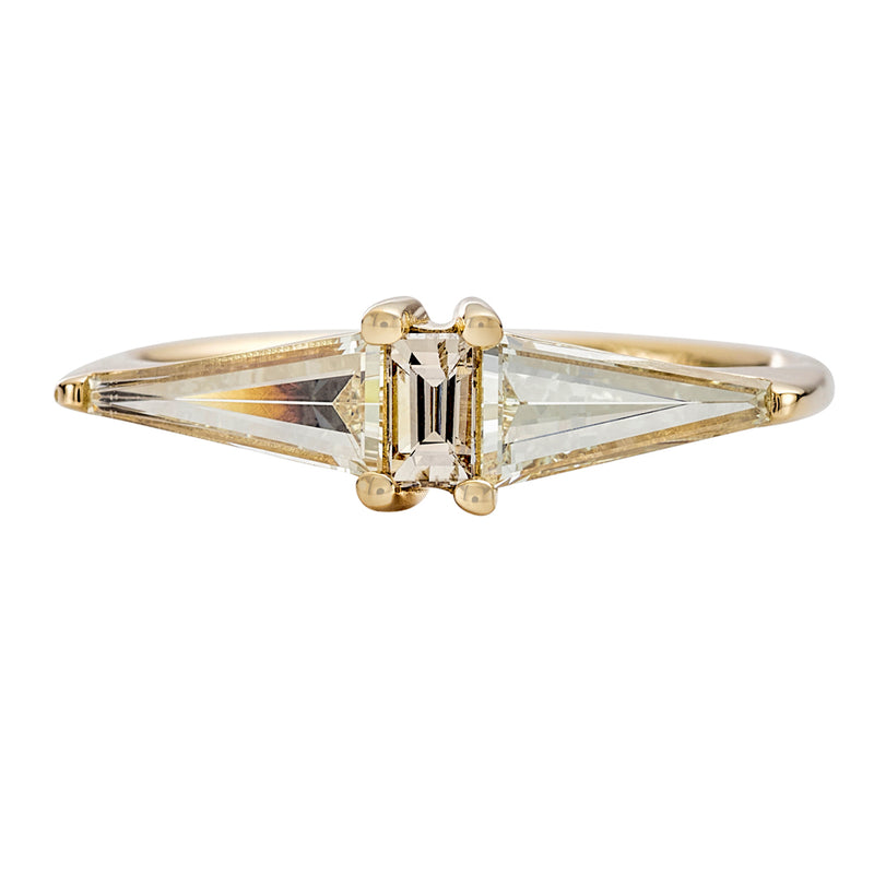 Geometric-Engagement-Ring-with-OOAK-Arrow-Diamonds-closeup