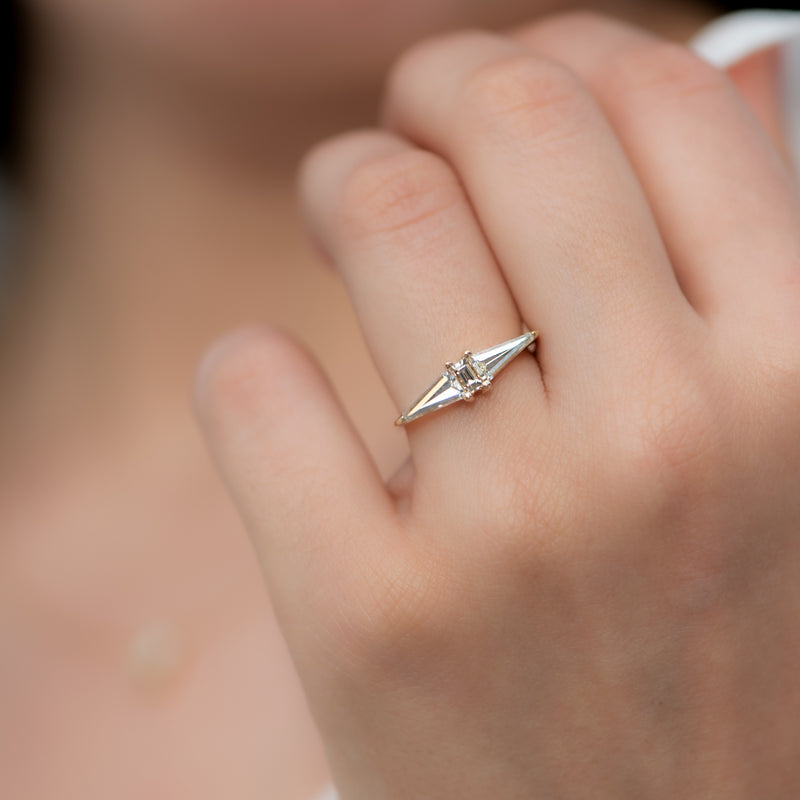 Geometric-Engagement-Ring-with-OOAK-Arrow-Diamonds-top-shot