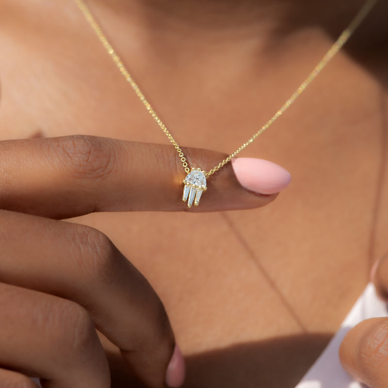 Half-Moon-Diamond-and-Gold-Necklace-The-Moon-Beam-top-shot