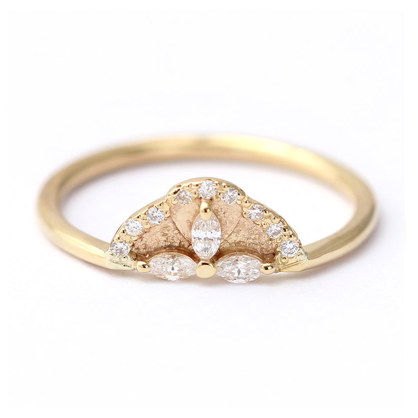 ritani ring halo engagement diamond marquee marquise