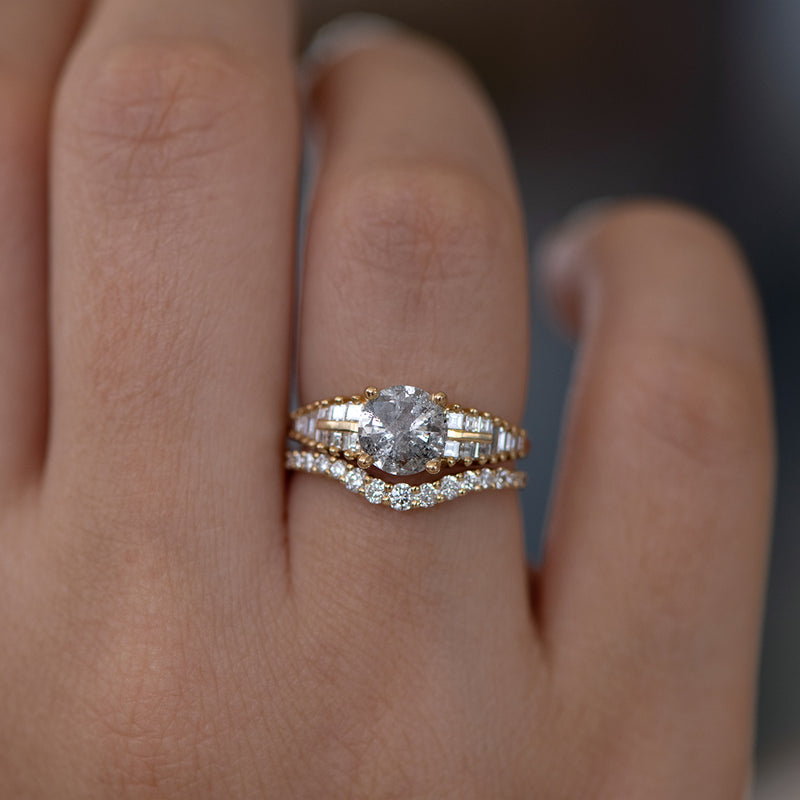 Curved Diamond Wedding Band set on hand.jpg