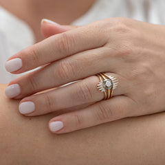 Nesting-Wedding-Ring-with-Baguette-Diamonds-S-set-side