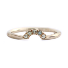 Tiara Wedding Ring