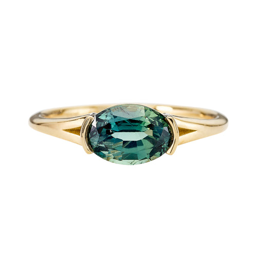 OOAK-Solitaire-Teal-Saphir-Ring-CLOSEUP