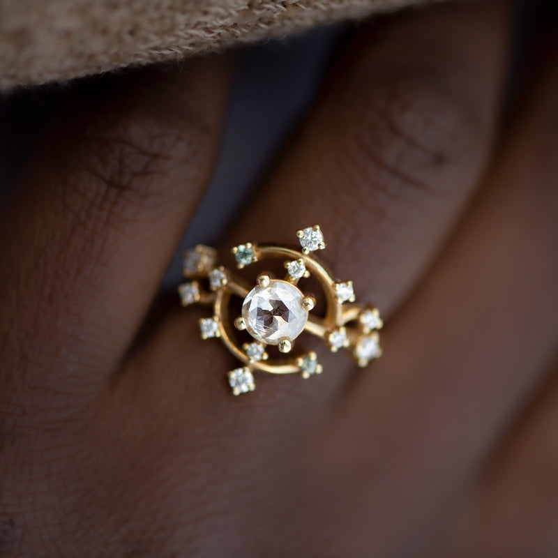 Solstice-Engagement-Ring-with-Rose-Cut-Diamond-top-shot