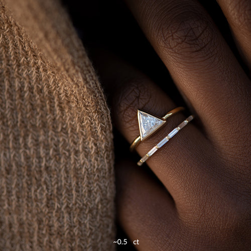 Trillion-Diamond-Ring-Simple-Engagement-Ring-in-set