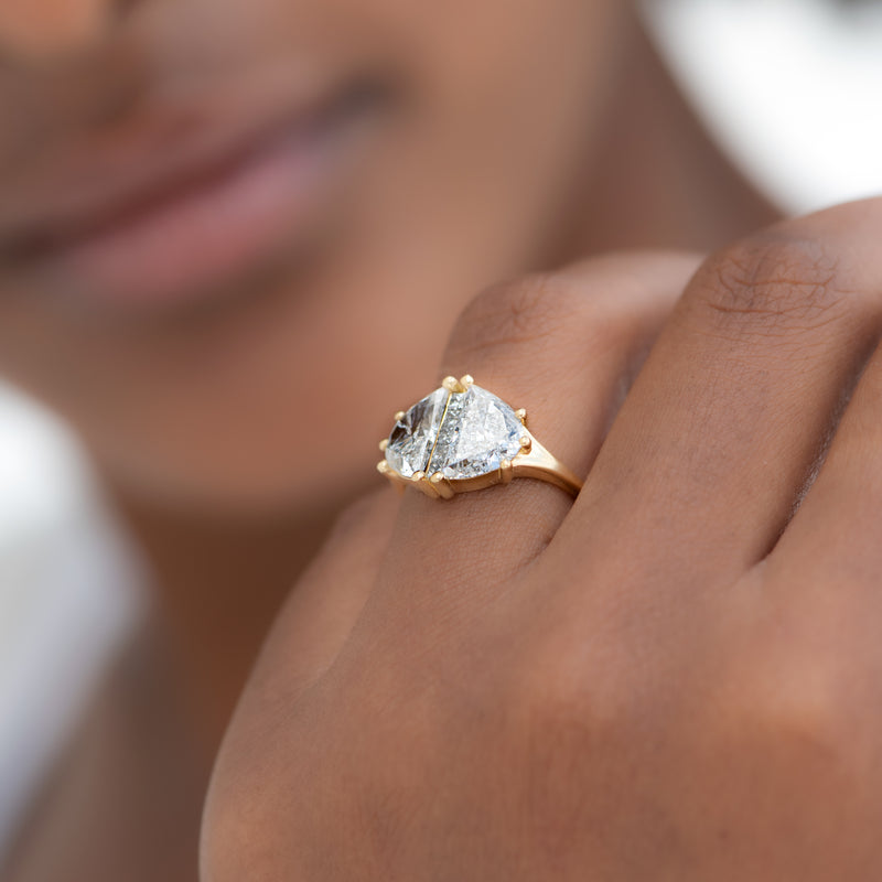 Two-Carat-Half-Moon-Engagement-Ring-with-Unique-Salt-and-Pepper-Diamonds-OOAK-moment