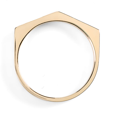 'Smart & Pretty' Ring - Color Block Ring