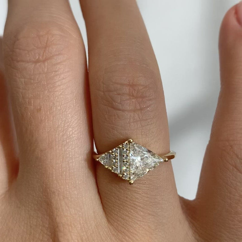 Rhombus-Engagement-Ring-with-Mixed-Diamond-Cuts-video