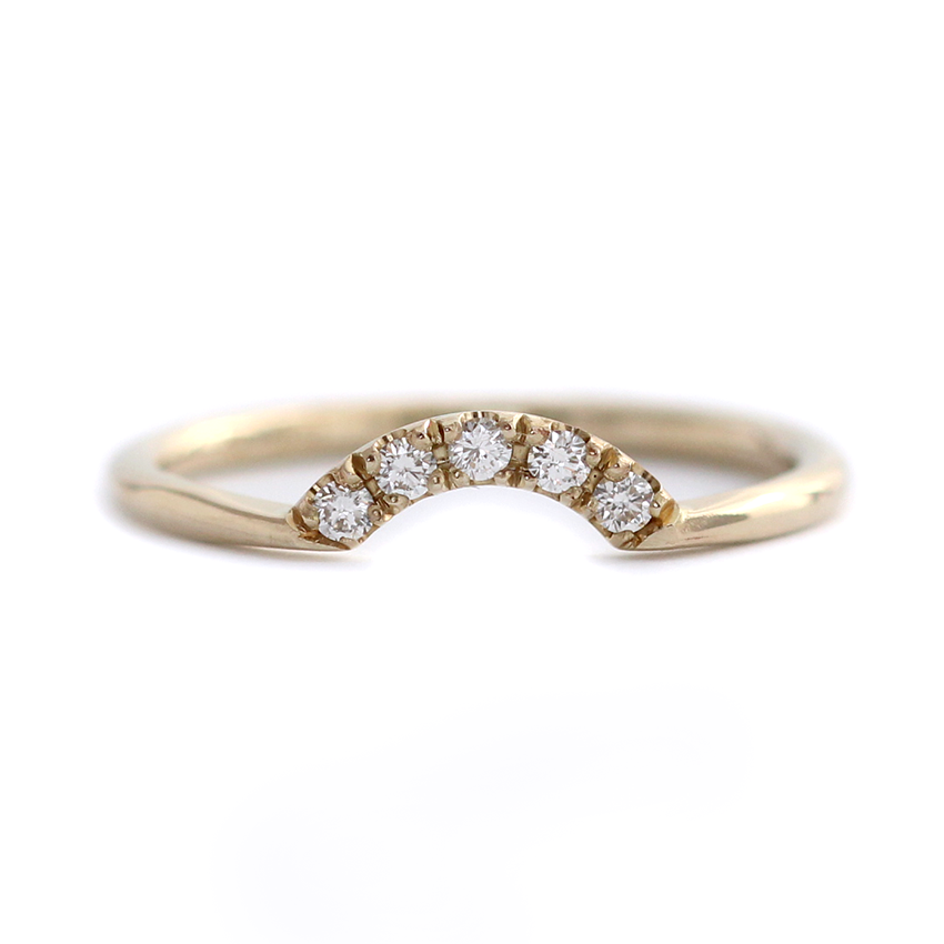 diamonds crown wedding ring - Crown Wedding Rings