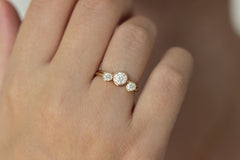 Engagement Ring 0.5 Carat