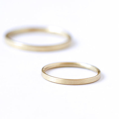 basic wedding band
