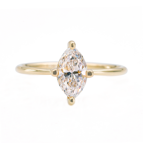 Diamant Marquise Ring
