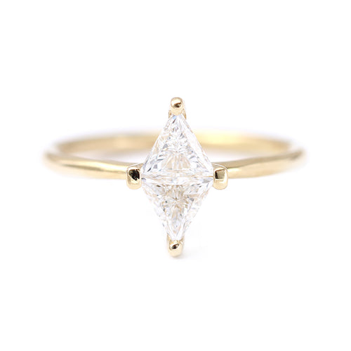 Diamant-Rhombus-Ring