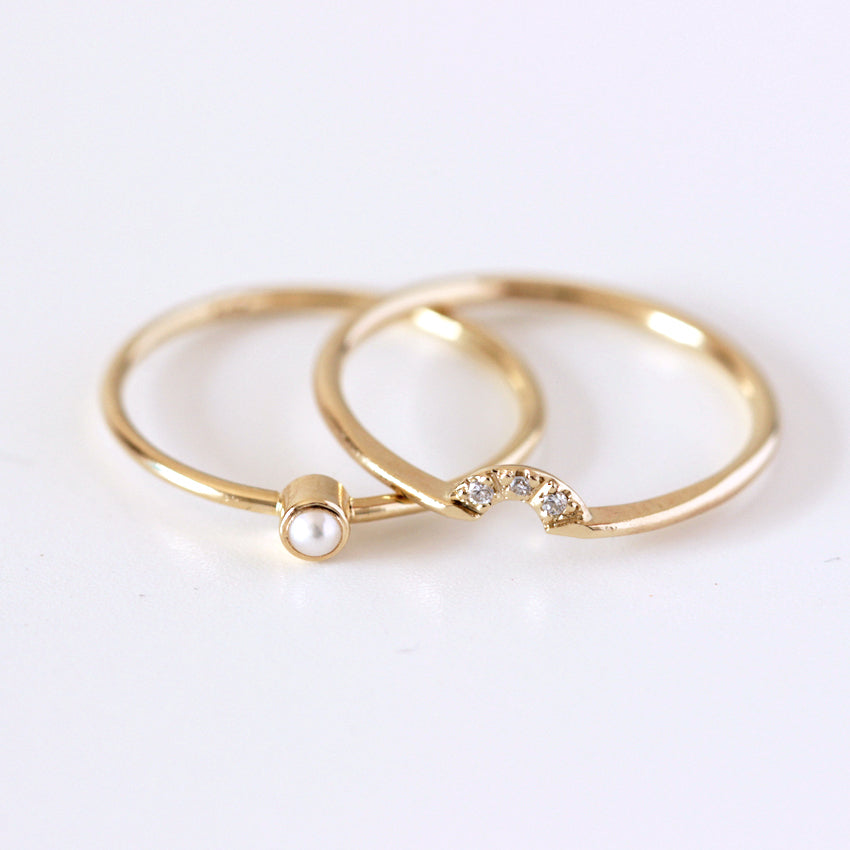 engagement deals ring antique stacking shop rings deco great eternity loveringsdesign gold delicate cluster rose art etsy birthstone set jewellery anniversary bridal diamond women pearl on