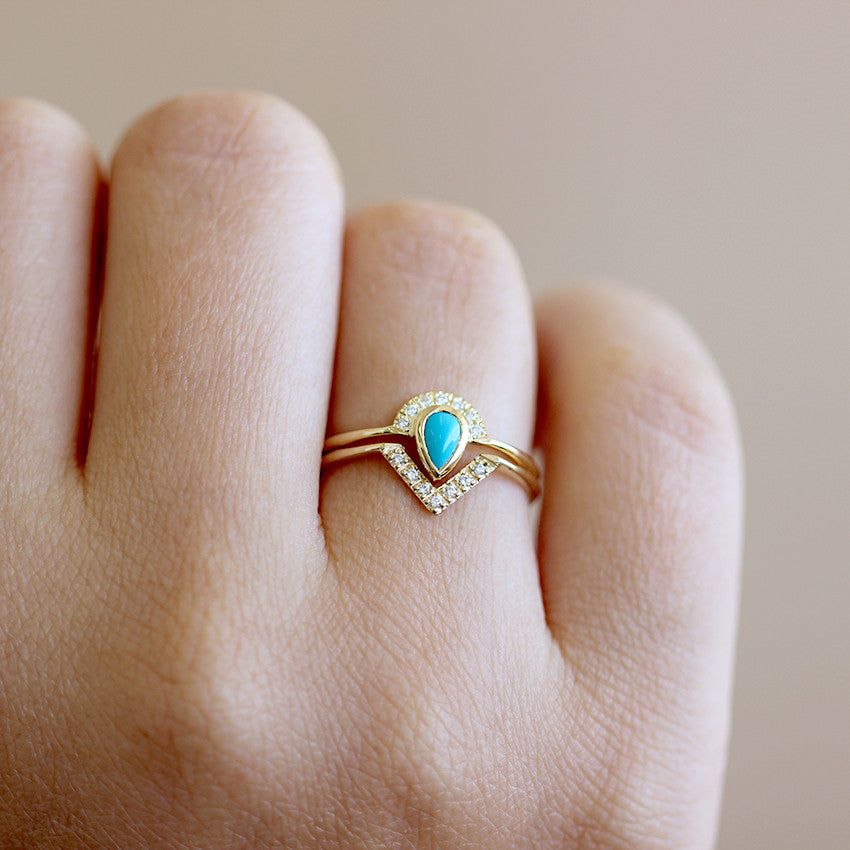 white ring cabachon topaz and turquoise wiki shopping rings engagement for