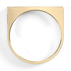 Men's Name Ring - Signet Ring