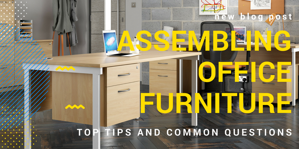 Assembling Office Furniture Top Tips And Common Questions Mesmerizing Ofs Office Furniture Property