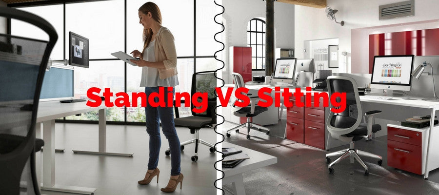 Standing Vs Sitting Office Desks   Which One Is Better For Your Health?