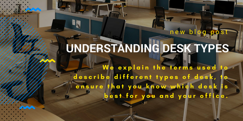 understanding desk types what are wave workstation and bench desks