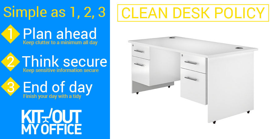 Clean Desk Policy Template Clean Desk Policy Template Hostgarcia