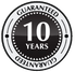 Kit Out My Office offer a 10 year guarantee on all desk and storage furniture