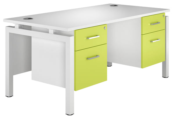 green bench desk