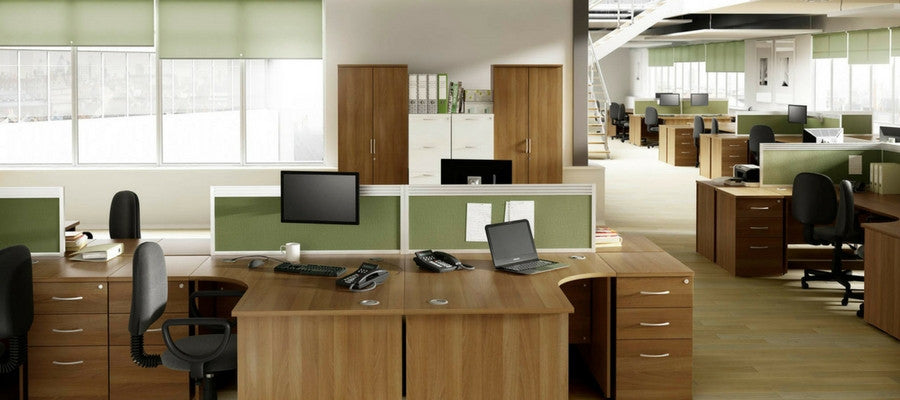 Traditional Office Design