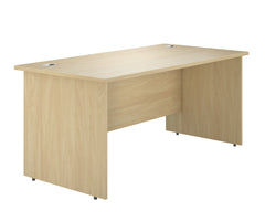 Valoir Panel End Desk