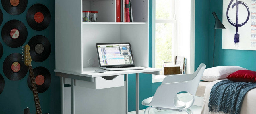 Teenager Desks choosing a study desk for a teenager — kit out my office | blog