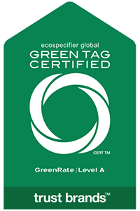 ecospecifier global green tag certified