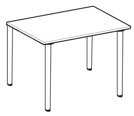Meeting Table dimensions