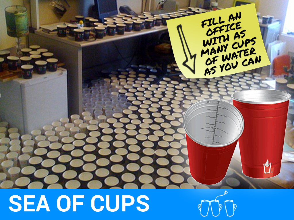 Sea of Cups Prank