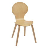 Chesham Side Chair with Wood Frame