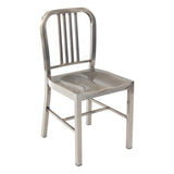 Tooting Gunmetal Side Chair