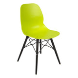 Harrow Side Chair with Black Leg