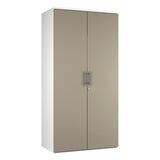 Stone Grey Reflections KOMO Tall Cupboard