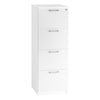 HD Filing Cabinet Drawers (3 sizes + 6 colours) H1350mm | 4 Drawer / White / Next Working Day — Kit Out My Office - 17