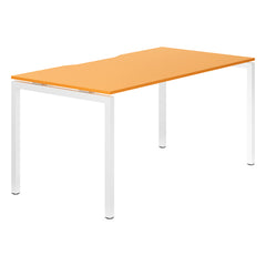 Kaleidoscope R8 Lite Single Starter Desk (White Leg)