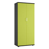 Green KOMO Value Tall Cupboard - Next Day