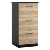 Vanta 3 Drawer Filing Cabinet