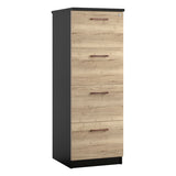 Vanta 4 Drawer Filing Cabinet