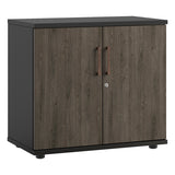 Vanta Desk High Cupboard