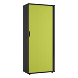 Green KOMO Value Tall Tambour Unit - Next Day