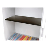 Vanta Tambour Single Steel Shelf