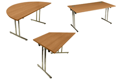 Sylvan KOMO Folding Meeting Table