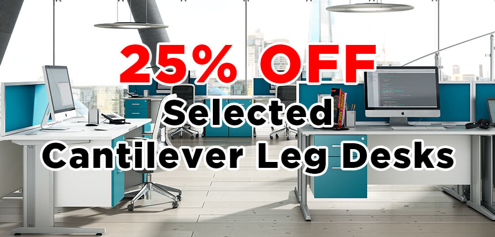 Cantilever Deluxe Sale - 25% Off
