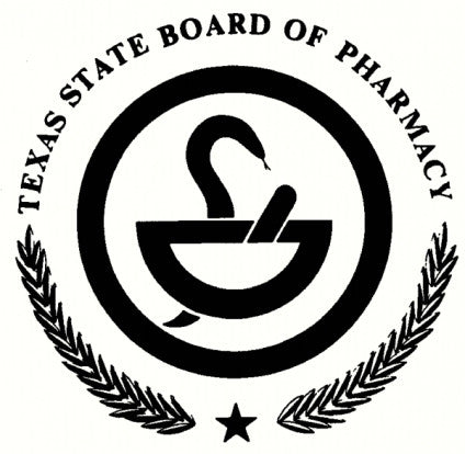 Texas State Board of Pharmacy Inspection Fee (1 day)
