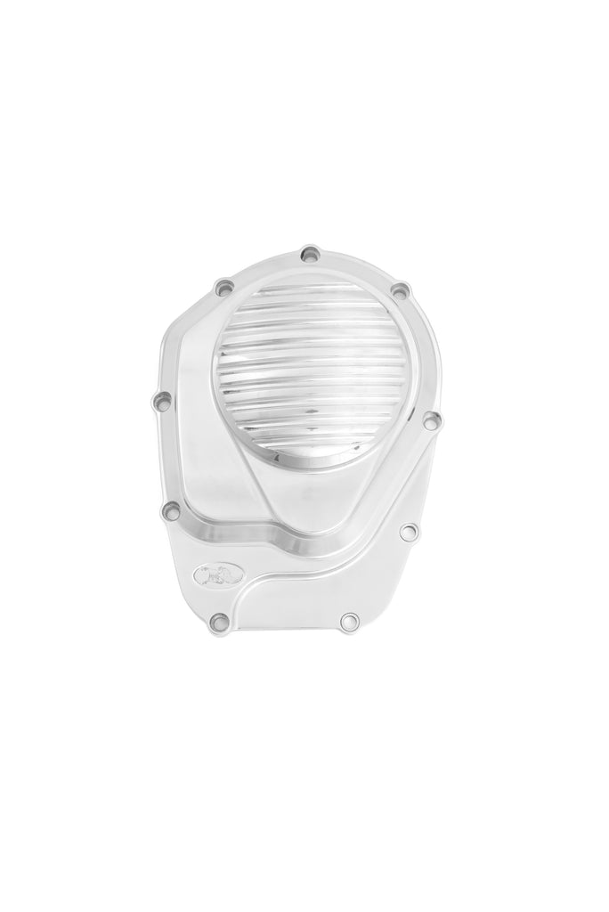 Vanquish Cam Cover, Polished, Milwaukee-Eight