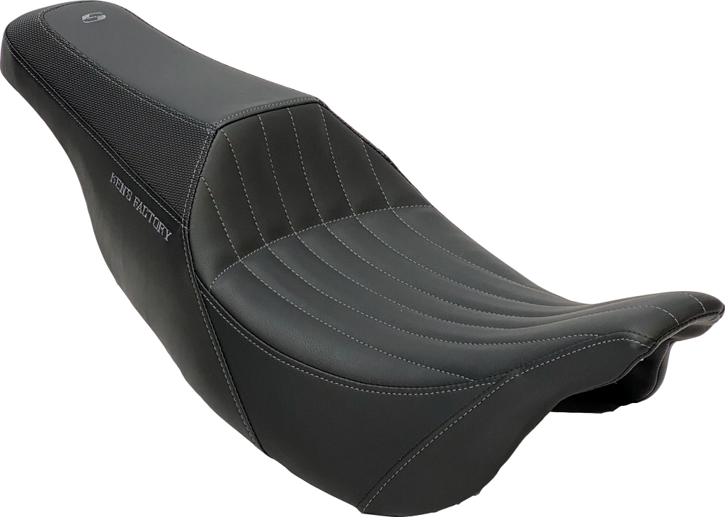 Next Level Two Up seat Black/Gray